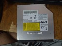 Gravador/Leitor de DVD Notebook DS-8A1P 13C