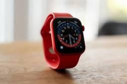 Título do anúncio: Apple Watch Series 6 RED