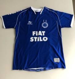 Camisa oficial Cruzeiro 2003