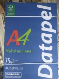 Título do anúncio: Caixa papel sulfite (FECHADA)