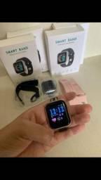 Smartwatch D20 pro, relogio lindo e too