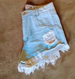 Shorts Jeans DESAPEGO