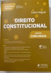 Direito constitucional - Edem Nápoli