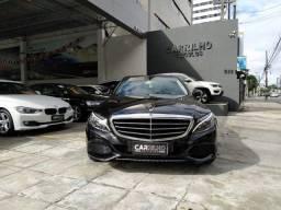 Título do anúncio: Mercedes C180 Exclusive 1.6  2018 (81) 3877-8586 (zap)