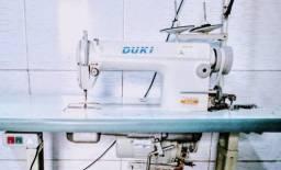 Vendo urgente 1.200 máquina reta industrial