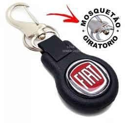 Título do anúncio: Chaveiro Mosquetão Fiat Ford - Novos