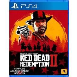 Título do anúncio: Red Dead Redemption 2 PS4 com Mapa