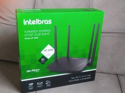 Roteador Intelbras ACtion RF 1200