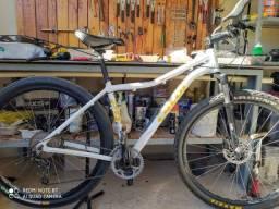 Bicicleta Caloi Two Niver Aro 29 Usada