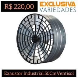 Título do anúncio: Exaustor Industrial Axial 50CM Ventisol