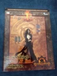 Kit De Livros De Rpg Reinos De Ferro