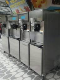 Máquina eletro freezer