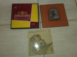 Vendo coleção de discos urgente!