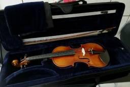Violino 4/4 Profissional - R$ 1.800,00 Luthier AN49 - LEIA
