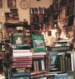 Compro livros e discos de vinil