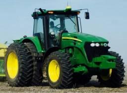 Trator John Deere 7200J 2017
