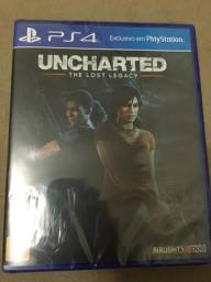 Uncharted The Lost Legacy - PS4 - Lacrado