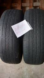 Dois pneus 215/65/16 Bridgestone