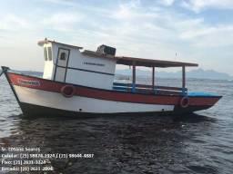 Aluguel de barco traineira para Pesca ou Passeio no RJ