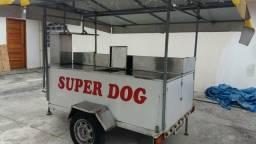 Carreta hot dog