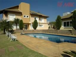 Casa com 5 dormitórios para alugar, 600 m² por r$ 12.000/mês - chácaras do lago - vinhedo/