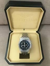 Original-Breitling Blackbird Automatic 40mm comprar usado  Brasília