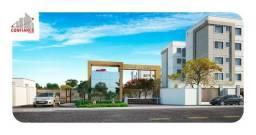 Vista dos Buritis Planalto 39m² 2 Qtos com Elevador R$ 166.900,00