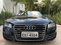 Vendo Audi a7 top de linha BLINDADO - 2012