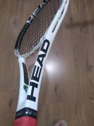 Raquete Tenis Head Speed Elite 100 16x19 285g Perfeita