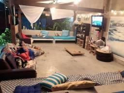 Vagas para mensalista em hostel quarto suite fem/masc compartilhado R$ 450,00 / mês