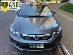 Honda Civic 2.0 EXR 2013/2014 Flex - 2014