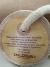 Baunilha sabonete