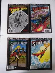 Mini séries Funeral do Super-homem