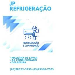 Serviços em Ar condicionado, geladeira e máquina de lavar
