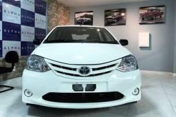 Toyota etios x 1.0 flex 2012/2013 ( ent. 5.000 ) - 2013