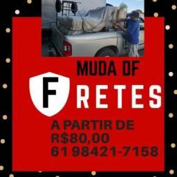 Frete Planalto / A PARTIR DE 80Reais