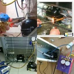 Conserto de Freezers e Geladeiras
