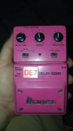 Pedal guitarra Ibanez DE7 Delay/echo