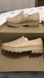 Sapato Usaflex tratorado