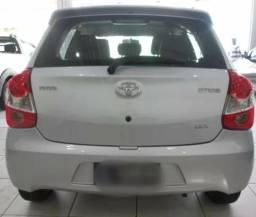 Toyota Etios 1.3 - 2017
