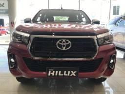 Nova Toyota Hilux SRX pronta entrega com menor preço do Brasil - 2019