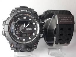 27c16baac1d Relógio Masculino Ant-Shock a Prova D agua Novo com caixa Promoção Barato