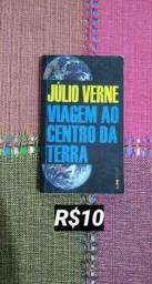 """Livro """"Viagem ao Centro da Terra"""""""