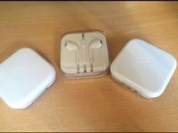 Fones originais Apple iPhone