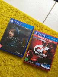 Vendo jogos novos (50 reais cada)