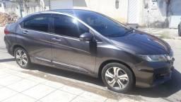 Honda City EX 1.5FLEX automático (CVT)