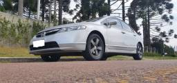 Honda civic lxs 1,8 automatico 2008/2008 otimo estado