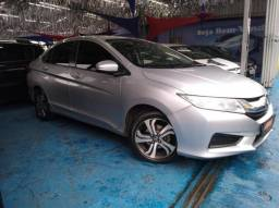 Honda City CITY SEDAN LX 1.5 FLEX 16V 4P AUT.