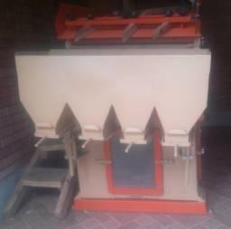 Mesa de Gravidade Zampronio DZ 25 - Adaptável para diversos grãos