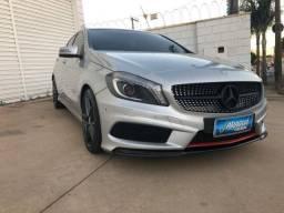 Mercedes-benz a 250 2014 2.0 sport turbo gasolina 4p automatizado